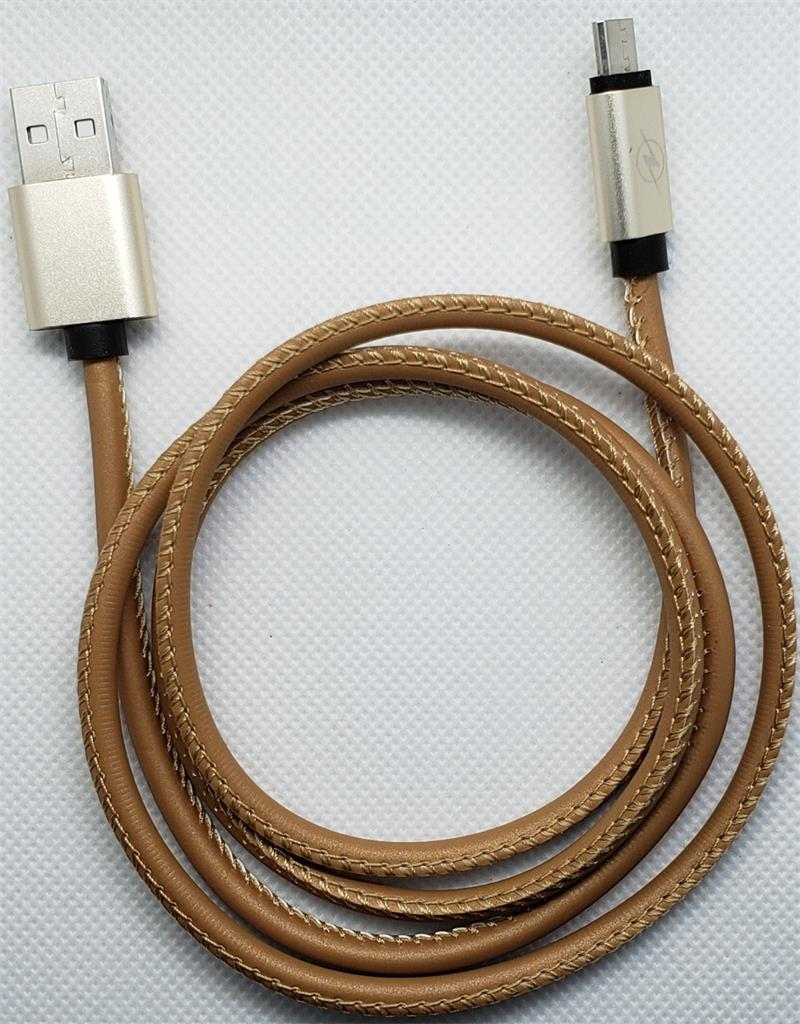 USB Leather cable